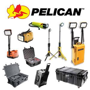 Pelican Cases, Lights & Remote Area Lighting Systems